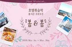 봄&봄 Package 제주휘슬락호텔